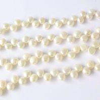 Flat Coin pearl beads